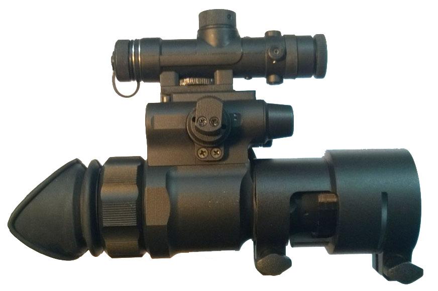 SM3 mit Adapter