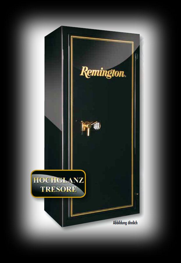 Waffenschrank Remington Hochglanz